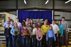2015 Hog Show Participants