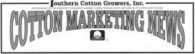 Logo Cotton Marketing News