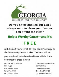 huntersforthehungryflyer2016