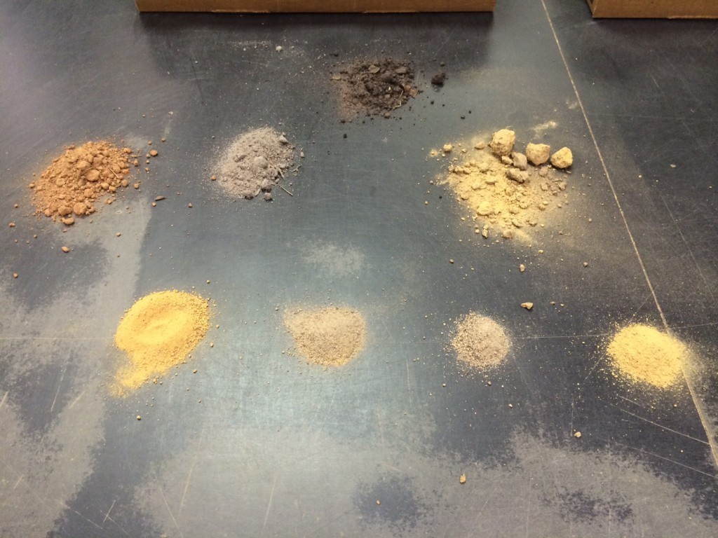 soils across GA