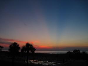 jekyll sunrise 8-21-2014