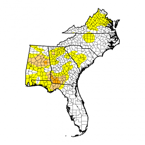 drought monitor 10-8-2014