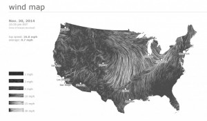 wind map 11-30-2014