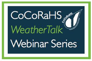 CoCoRaHS Webinar Series