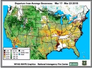 dep av greenness 3-23-2015