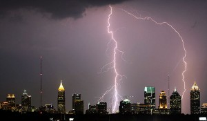 """""""What it's like to be hit by lightning"""""""