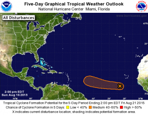 5 day tropical 8-16-2015