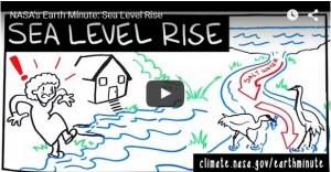 nasa sea level rise video