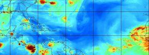 water vapor atlantic tropics 7-27-2016