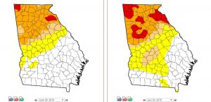 drought comparison jul 16