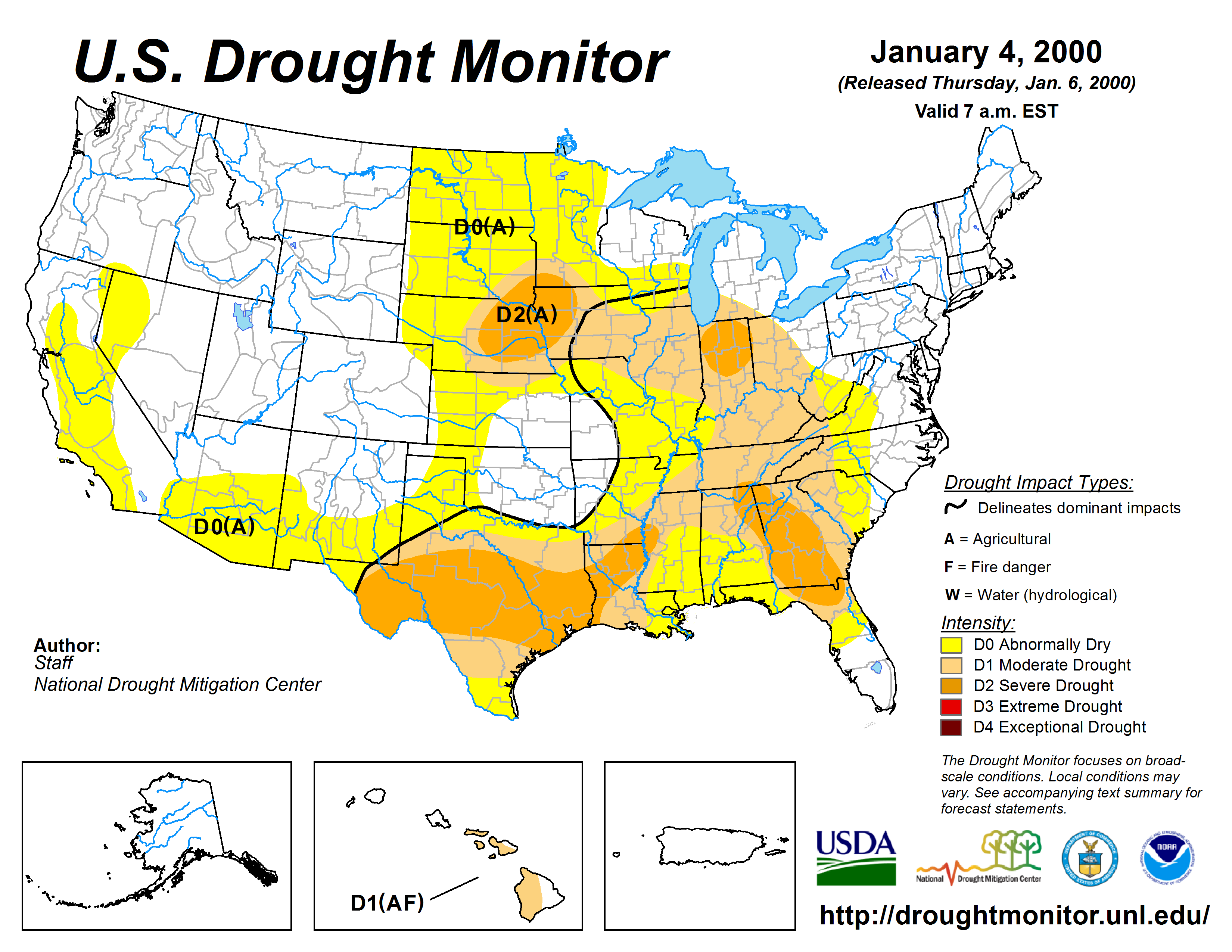 Climate and Agriculture in the Southeast | U. S. Drought ... on united states national map, united states satellite map, united states road conditions map, united states extreme weather map, united states radar map, united states temperature map, united states annual rainfall map, united states air quality map, united states canada map, united states earthquakes map, united states severe weather map, united states precipitation map, united states uv index map, united states forecast map, united states lightning map, united states surface map, united states wind map,