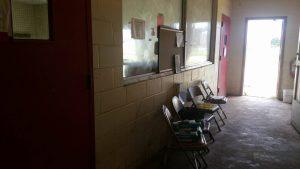 Dairy Hallway