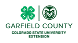 Garfield County CSU logo