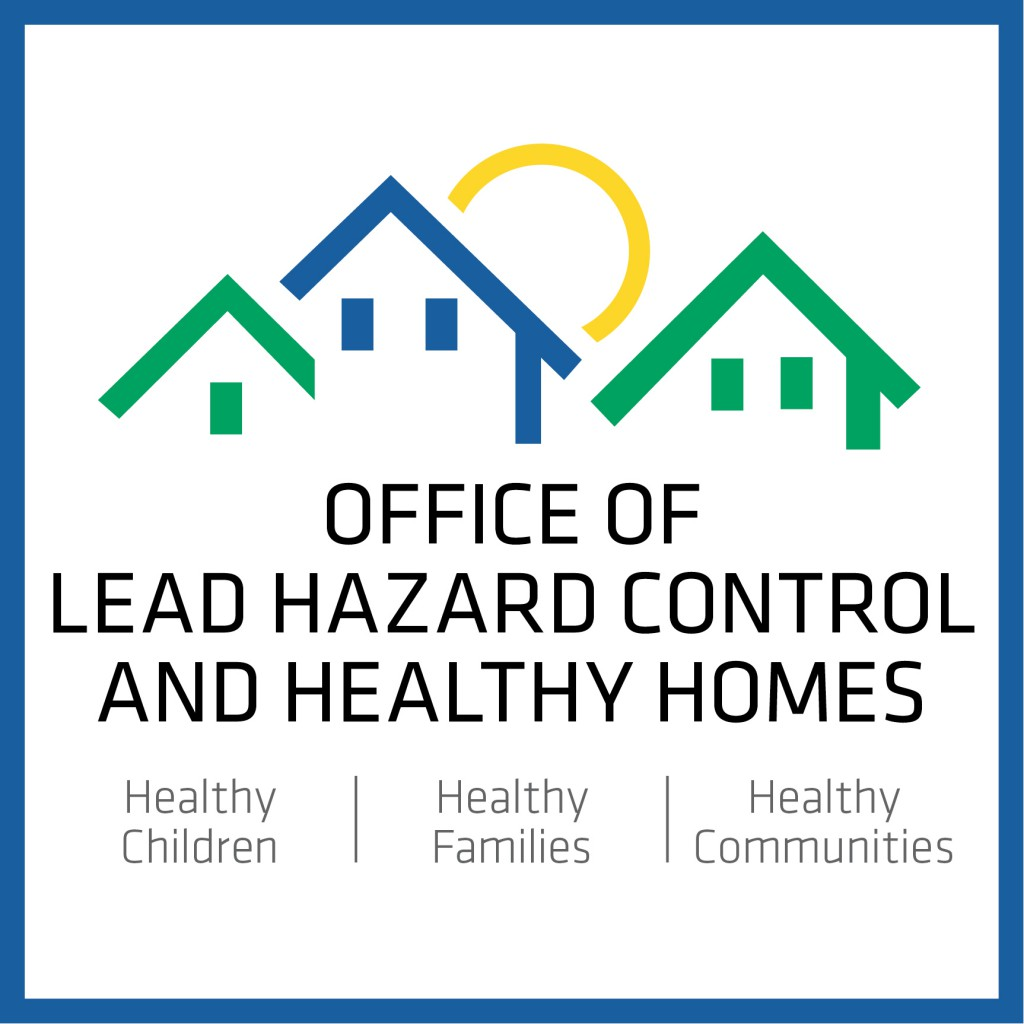 Office of Lead Hazard Control And Healthy Homes - Logo
