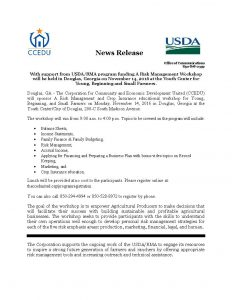 ccedu-rma-press-release-douglas-ga