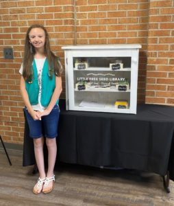 Little Free Seed Library Grows Community