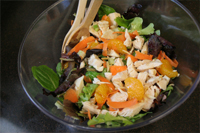 Chinese Sunshine Chicken Salad