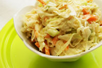 Guiltless Coleslaw
