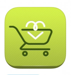 Logo for Healthy Diet & Grocery Store Scanner app