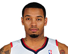 Atlanta Hawks' Mike Scott
