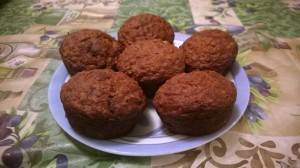 Fruit-ful Muffins