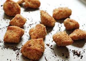 Chicken Nuggets with Fresh Herbs