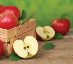 Apples for the Healthy Apple Salad