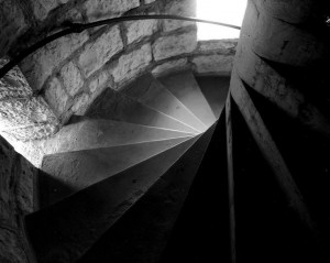 Wilder Tower Stairs Catoosa County Mary Beth Tola