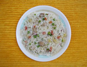 Rice and Field Peas